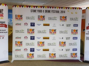 step and repeat TEXStyle backdrop