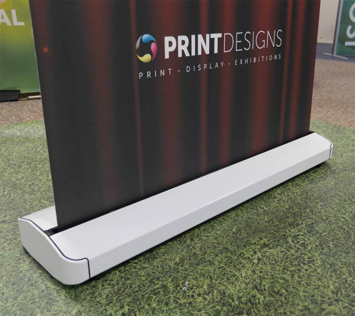 Image showing the innovative LED Scroller Banner from Printdesigns
